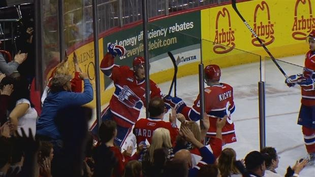 The Chiefs outshot Everett 31-22