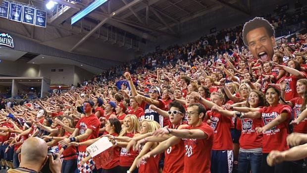  Gonzaga opens the regular season Friday night against Southern Utah (Photo: SWX)