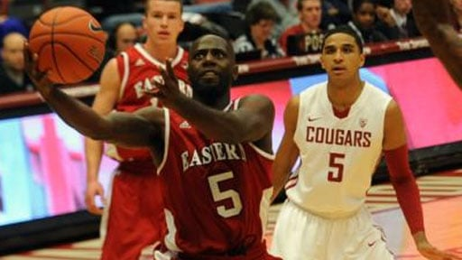 Eastern Washington is in California Monday to play at Cal State Northridge (Photo: EWU Athletics)