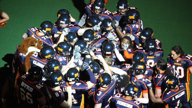 AFL commissioner Jerry Kurz said the new TV with CBS Sports Network will benefit fans on the West Coast (Photo: Spokane Shock)