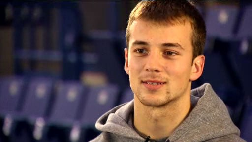 © Kevin Pangos understands the comparisons between he and Steve Nash and doesn't necessarily shy away from them (Photo:SWX)