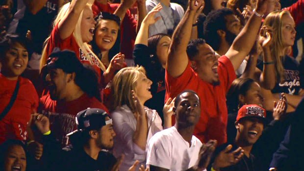 © A loud and rowdy home crowd could do wonders for Eastern Washington in the FCS Playoffs (Photo: SWX)