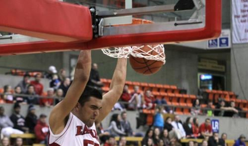 Eastern Washington hosts Idaho Thursday night in a game televised live on SWX (Photo: EWU Athletics)