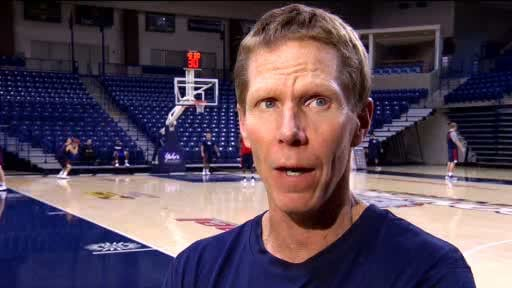 Coach Mark Few said his team got away from doing what it does best, and for that they paid the price (Photo: SWX)