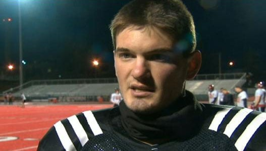 Quarterback Kyle Padron and his Eagles will play their final home game of the season on Saturday (Photo: FILE/SWX)