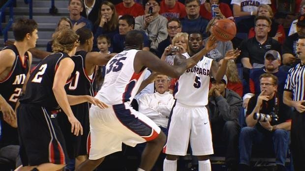 Could Gonzaga leave the WCC for a new basketball-only conference? It is entirely possible! (Photo: SWX)