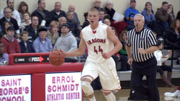 Dexter Sienko scored a triple-double Tuesday night against NW Christian (Photo: SWX)
