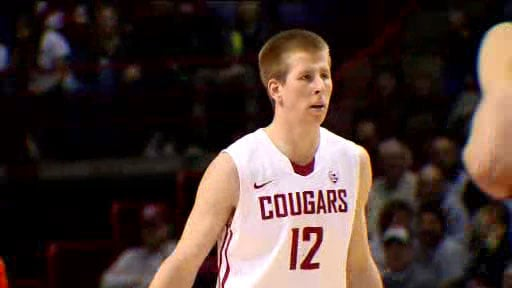 Brock Motum and the Cougars take on the Buffalo Bulls Friday night in Seattle in the annual Hardwood Classic. (Photo: FILE/SWX)