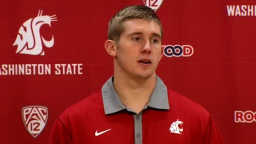 WSU quarterback Jeff Tuel will play in the Casino Del Sol College All-Star Game on Jan. 11 in Arizona (Photo: FILE/SWX)