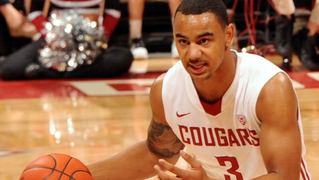Christian Caple believes DaVonte Lacy has emerged as the Cougars' No. 2 man behind big man Brock Motum (Photo: WSU Athletics)