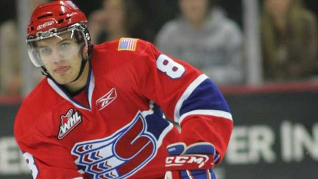 Brenden Kichton will play his 300th game as a Spokane Chief on Friday (Photo: Spokane Chiefs)