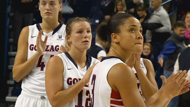 Taelor Karr scored a career-high 27 points last week against San Diego (Photo: SWX)