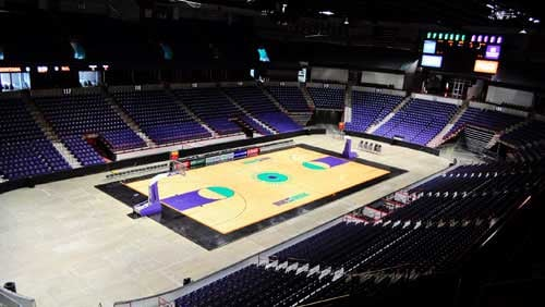 Spokane Arena will host the second and third rounds of the NCAA Tournament in 2014 (Photo: Spokane Arena)