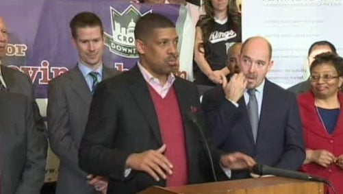 Sacramento Mayor Kevin Johnson is attempting to put together yet another plan to keep the Kings in Sacramento.