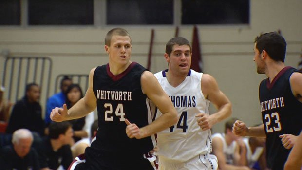 Whitworth's lone loss against D-III programs this season was against No. 1 Saint Thomas in the first game of the season (Photo: SWX)