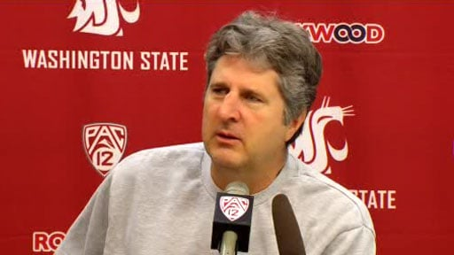 Mike Leach reportedly took back a scholarship offer to a prospective safety in DeSoto, Texas, angering he and the boy's head football coach (Photo: FILE/SWX)