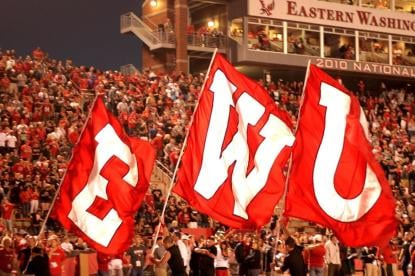 EWU will open the season Aug. 31 against Oregon State, followed by a home opener the next week against Western Oregon.