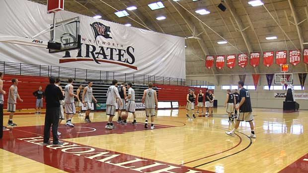 The Whitworth men cruised to victory in their season opener.