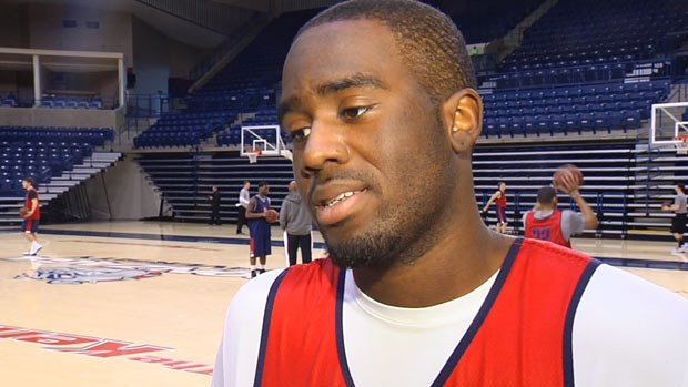 Gonzaga big man Sam Dower called Thursday's game against Saint Mary's a must-win game (Photo: SWX)