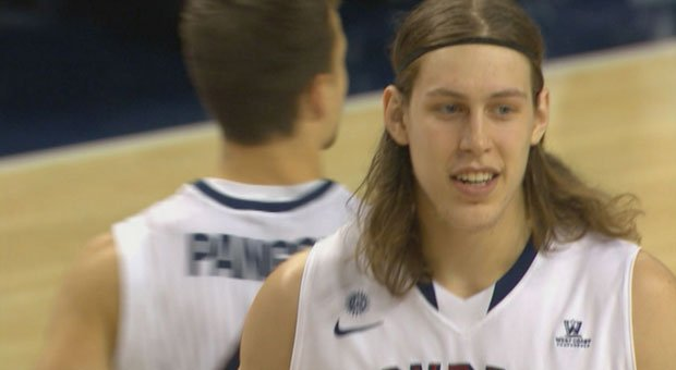 Kelly Olynyk averaged 21.5 points per game in two games last week (Photo: FILE/SWX)