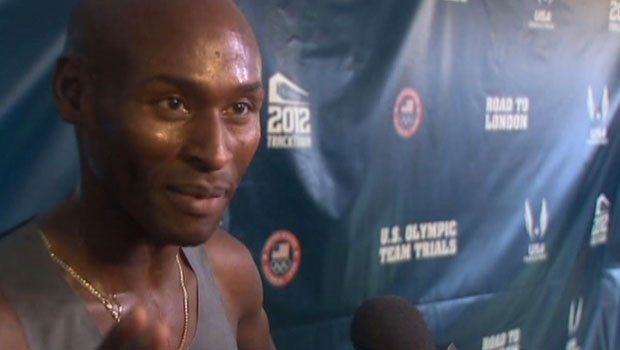 Bernard Lagat entered the NYC Half next month in New York City (PHoto: FILE/SWX)