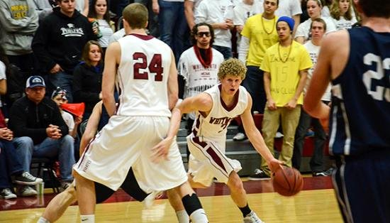 No. 8 Whitworth hosts Lewis & Clark Thursday in the semifinal round of the Northwest Conference tournament (Photo: Whitworth Athletics)
