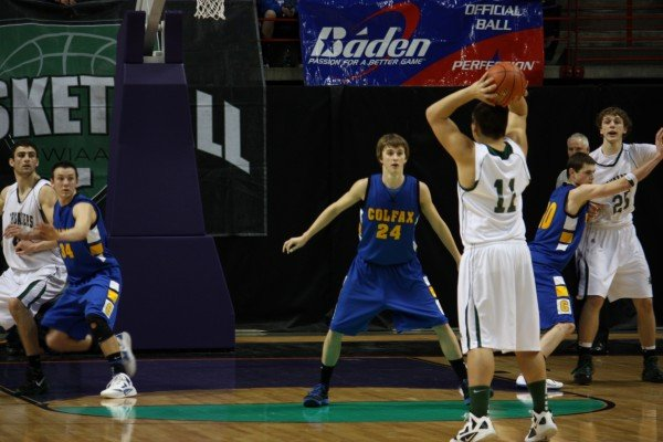 SWX will air a total of eight State B basketball games between Thursday and Saturday (Photo: SWX)