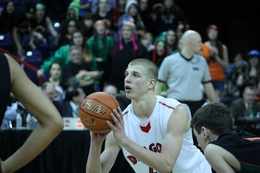 St. Geroge's Dexter Sienko led all scorers with 28 points and 16 rebounds (Photo: SWX)