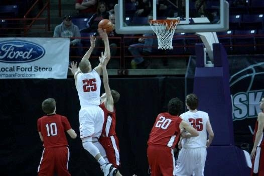 St. Georges size and strength turned out too much for Lind-Ritzville-Sprague to handle (Photo: SWX)