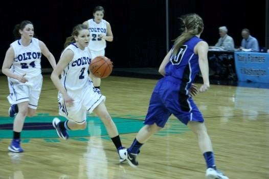 Colton beat Wilbur-Creston to earn another trip to the 1B State Championship game. (Photo: SWX)
