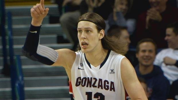 Kelly Olynyk was named the WCC Player of the Year (Photo: SWX)