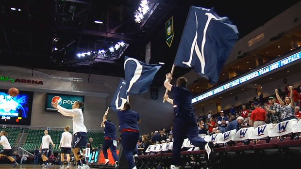 The West Coast Conference tournaments will be at the Orleans Arena in Las Vegas for at least the next three years (Photo: SWX)