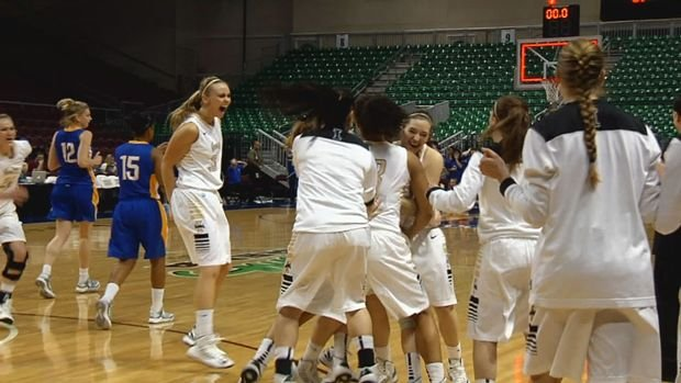 Idaho's Krissy Karr sent the Vandals to the semifinals with a game-winning shot.