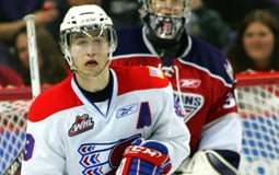 Spokane native and former Chiefs star Tyler Johnson is set to make his NHL debut. (Courtesy Spokane Chiefs)