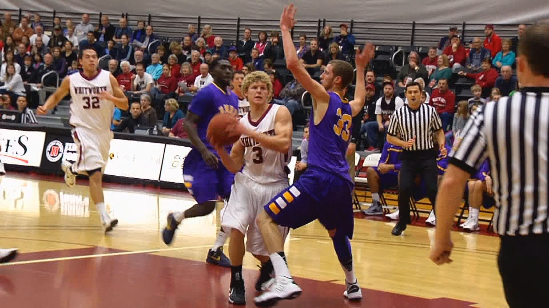 Whitworth will look for its second win of the season over Mary Hardin-Baylor.