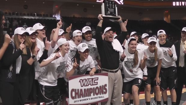 Idaho's prize for winning the WAC tournament is a matchup with Connecticut.