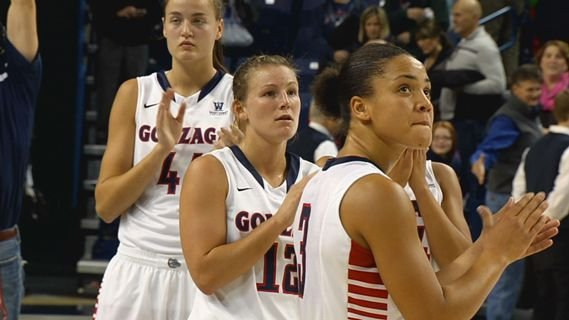 Gonzaga could not overcome a poor day from the field in an NCAA tournament game against Iowa State.