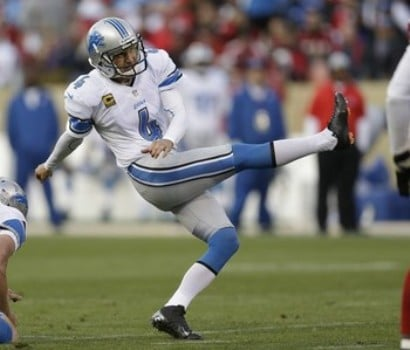 Former Cougar kicker Jason Hanson retired on Thursday after 21 seasons in the NFL. (Photo courtesy AP)