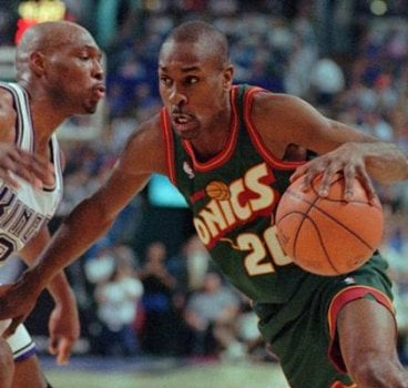 It is reported that Gary Payton will be the newest member of the NBA Hall of Fame.