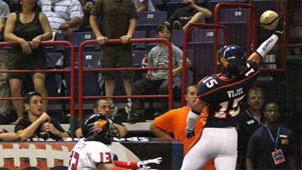Former Shock receiver Raul Vijil will return to the team to work in the front office.