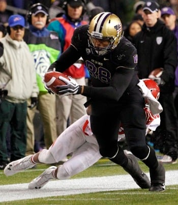 UW tight end Austin Seferian-Jenkins has been charged with DUI.