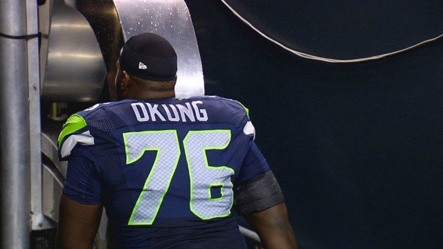 Russell Okung has been one of the most productive first-round picks the Seahawks have made in recent history.