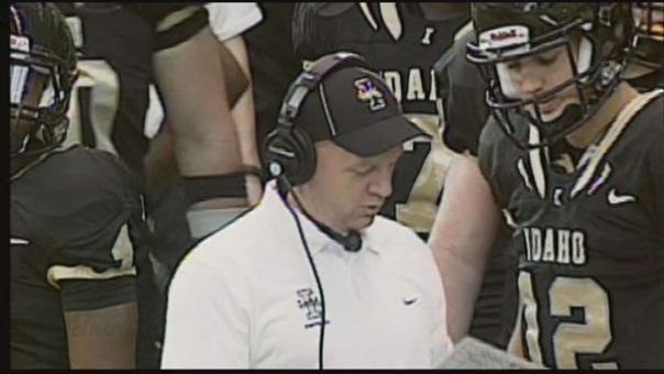 Idaho head coach Paul Petrino is hoping his Vandals can finish with three wins this season.