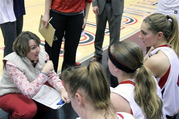 Wendy Schuller is looking to coach EWU to a win over SMU on Saturday.