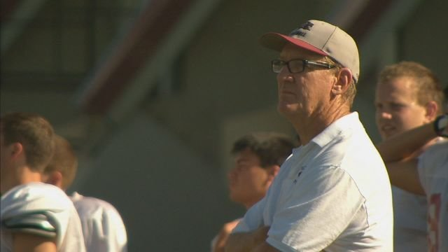 John Tully is the winningest coach in Whitworth football history.