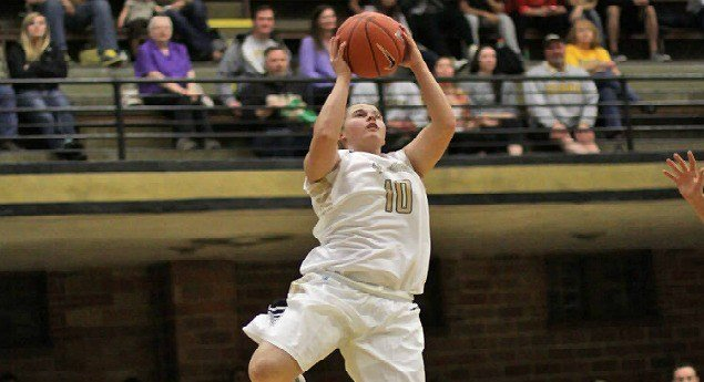 Stacey Barr led the way for the Vandals. (Courtesy: Spencer Farrin)