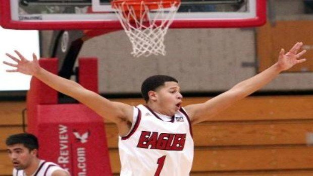 Tyler Harvey led all scorers with 30 points as the Eagles defeated Seattle on Friday