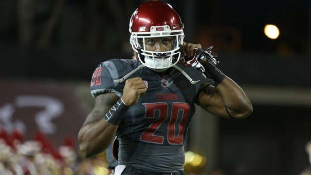 Former WSU Cougar Deone Bucannon was selected as the 27th overall pick by the Arizona Cardinals in the 2014 NFL Draft