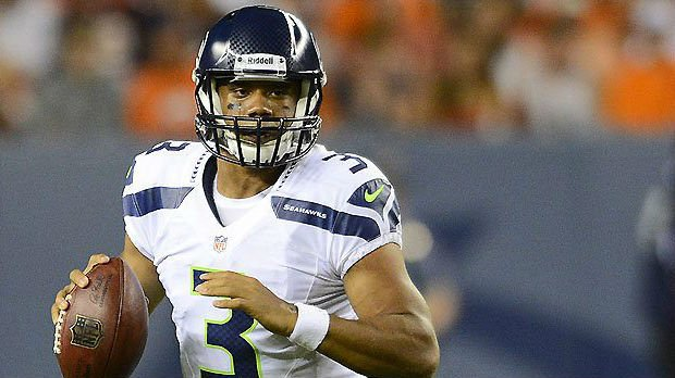 The Texas Rangers drafted Seattle Seahawks QB Russell Wilson in the MLB Winter Draft