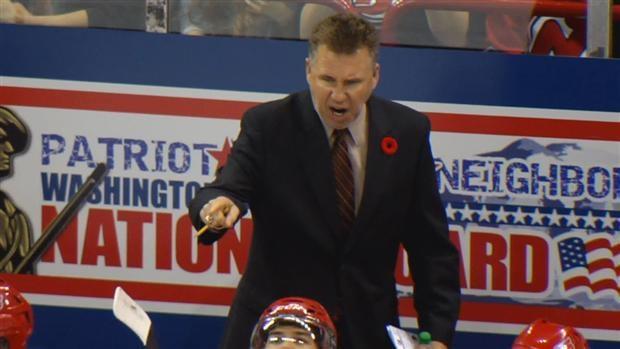 Spokane Chiefs head coach Don Nachbaur wants you to toss some Teddy's on Saturday.